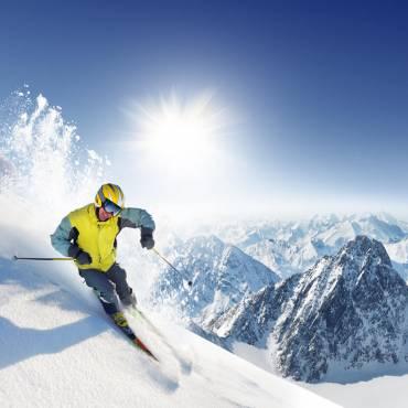 Où skier en été ?