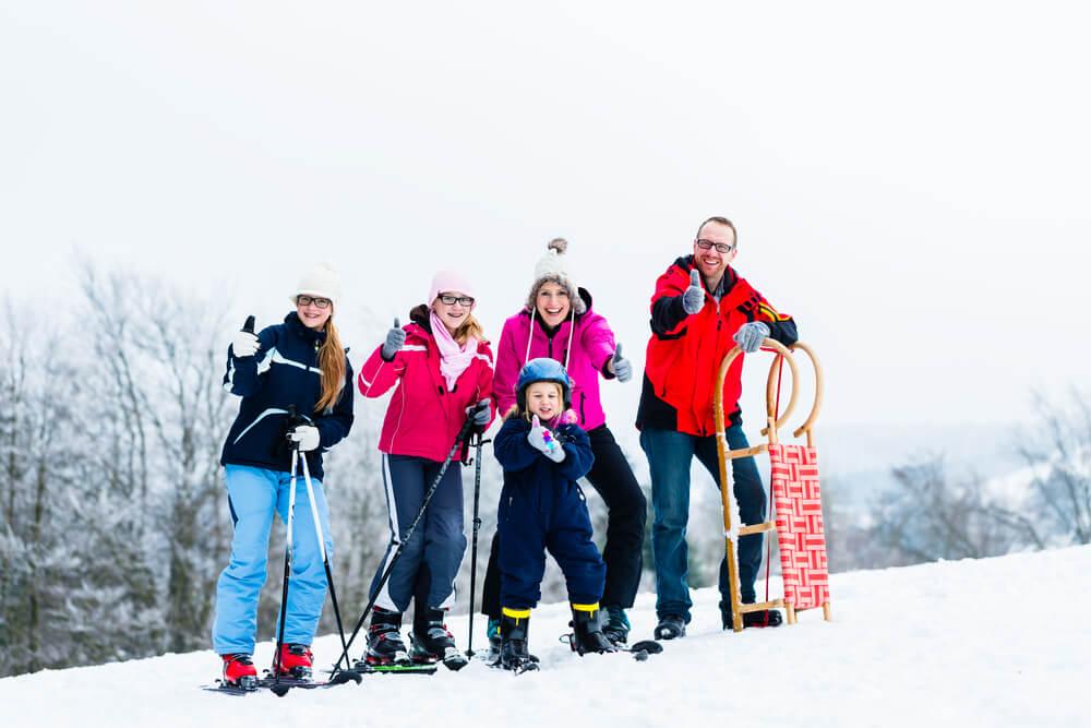 Notre top 5 des destinations de sports d'hiver